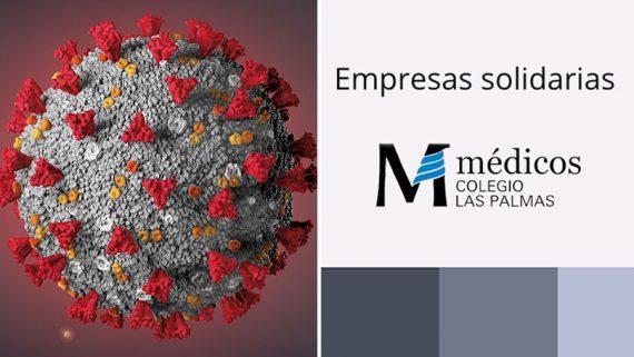 El Colegio de Médicos de Las Palmas agradece la aportación del CentroBrånemark Las Palmas