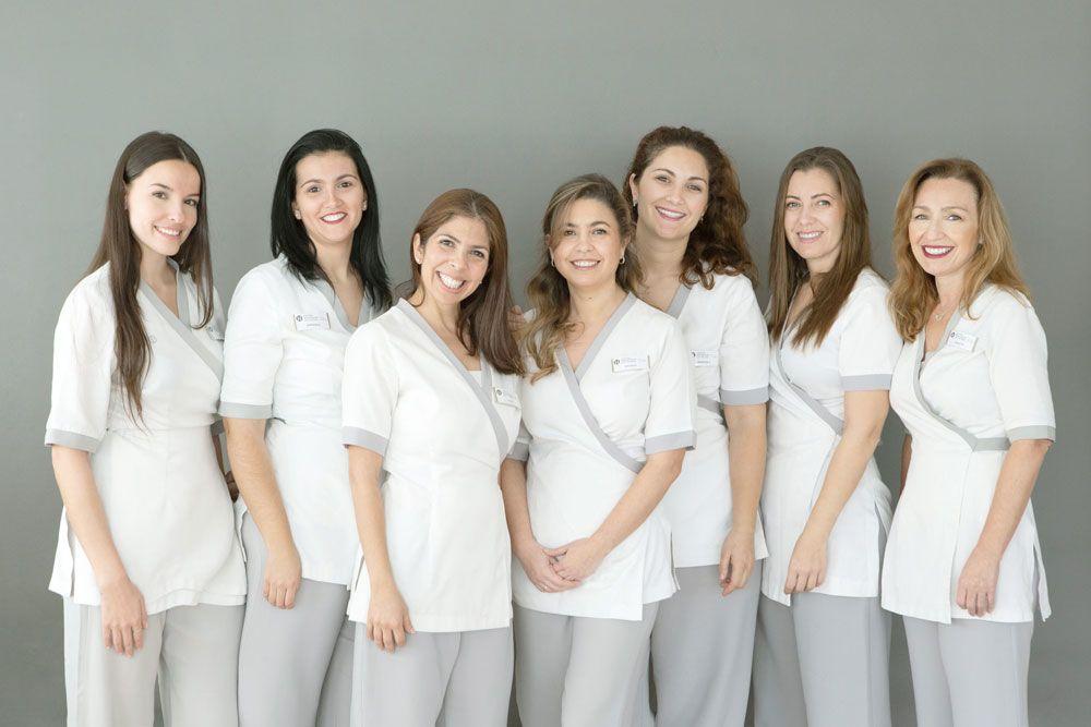 Auxiliares de clínica