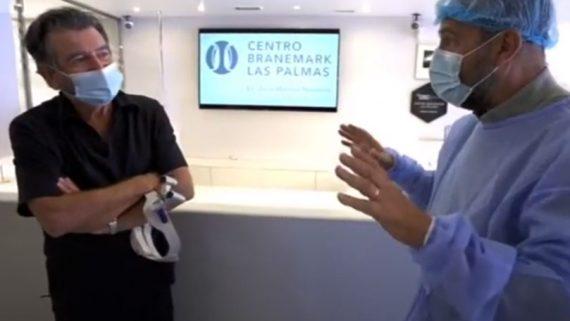 Entrevista al Dr. Navarro en la televisión canaria